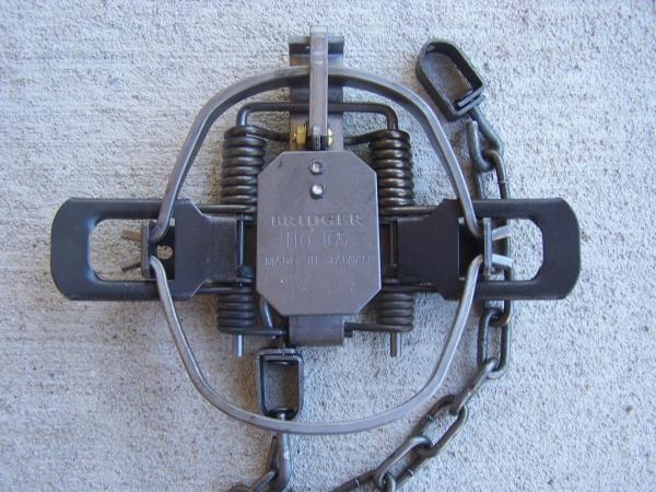 Bridger #1.65 Coilspring Offset 4-coiled