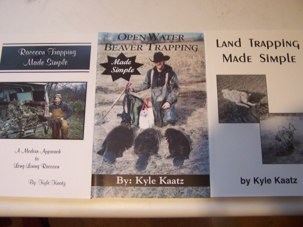 Kyle Kaatz Book Special!!! All three!!!