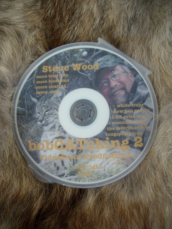 Steve Wood's bobCATching Part 2 DVD