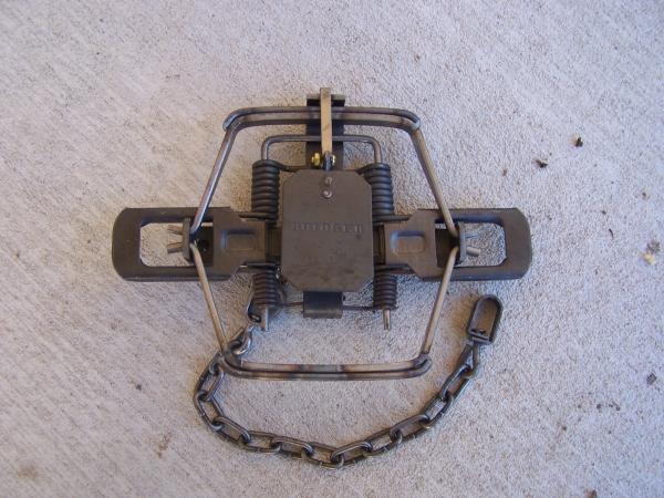 Bridger #3 Coilspring Offset 4-coiled Modified