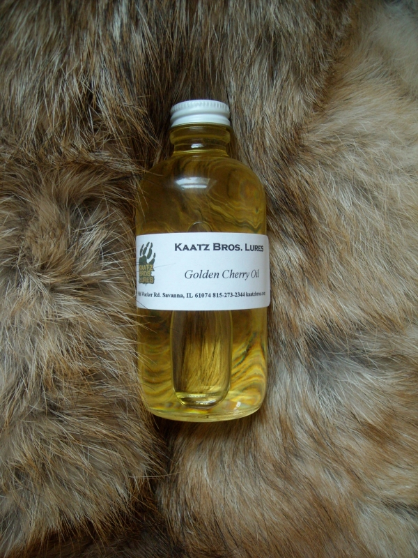 Cherry Oil (Golden)