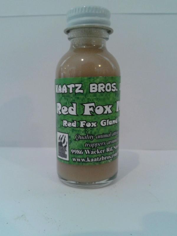 Kaatz Bros Red Fox Musk