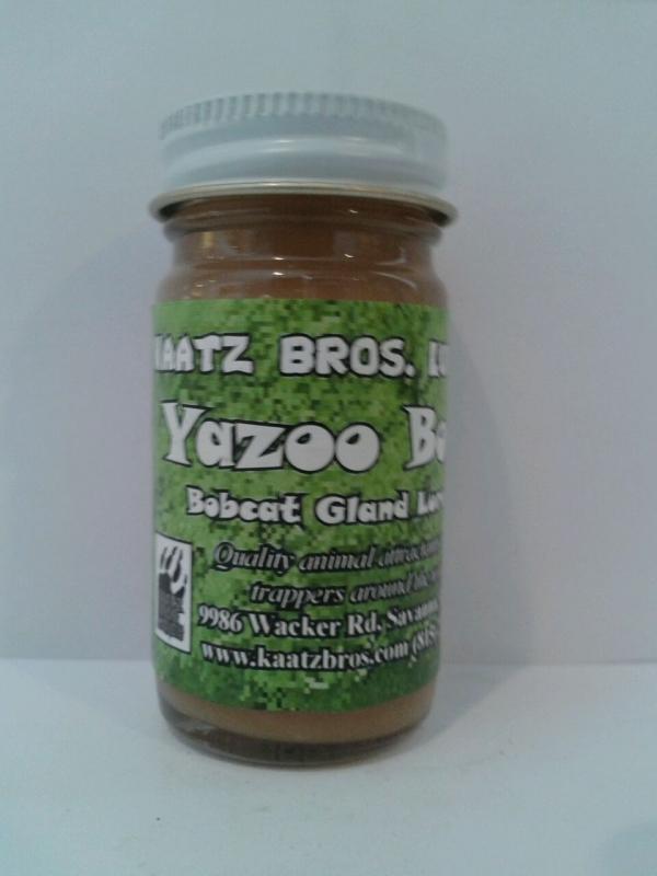 Kaatz Bros Yazoo Bob Bobcat Gland Lure