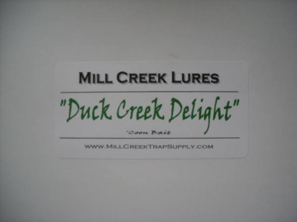 Mill Creeks Duck Creek Delight – Coon Bait
