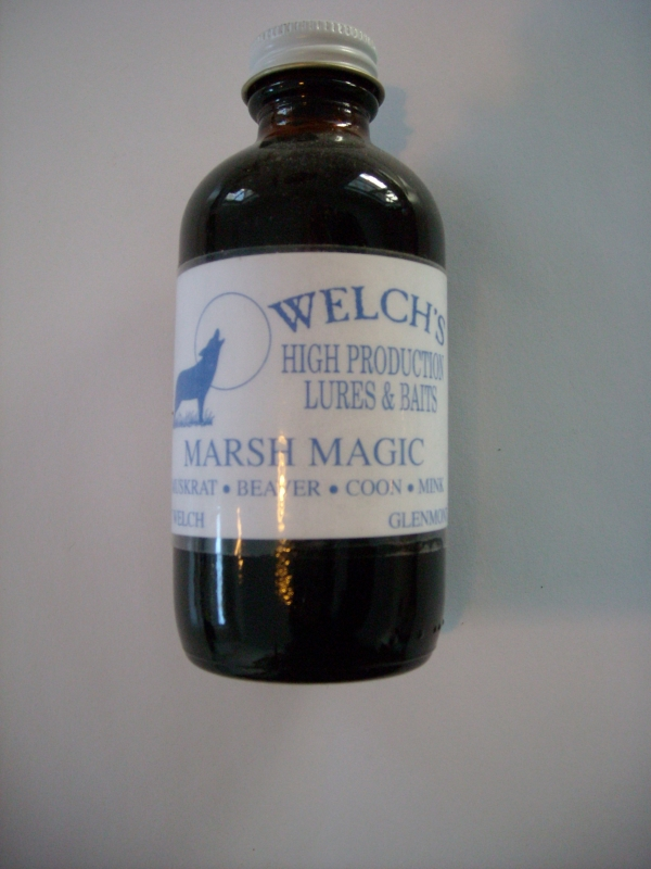 Welchs Marsh Magic Muskrat Lure