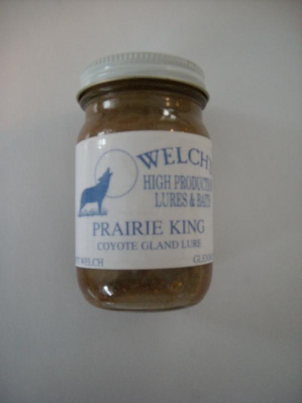 Welchs Prairie King Coyote Gland Lure