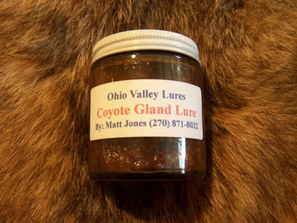 Ohio Valley Coyote Gland Lure 4 oz