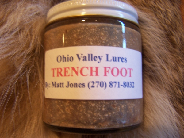 Ohio Valley Trench Foot 4 oz