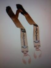 Lacrosse H-Back Waders Suspenders