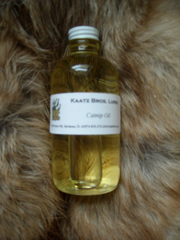 Catnip Oil (Imitation)