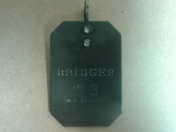Bridger Replacement Pan