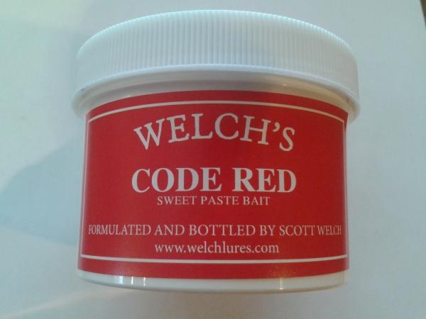 Welchs Code Red Bait