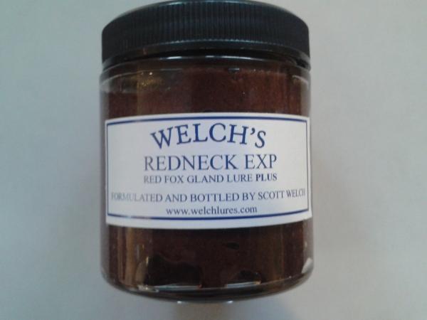 Welchs Redneck Exp Gland Lure