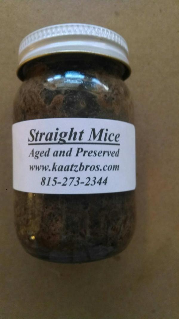 Straight Mice