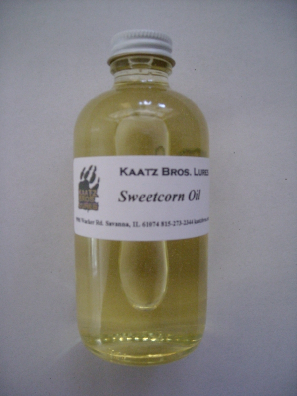 Sweetcorn Oil