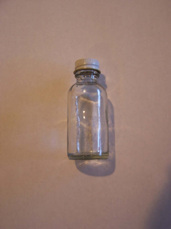1 oz Regular Lure Bottle