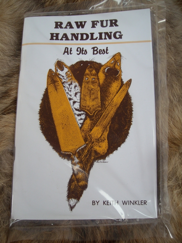 Raw Fur Handling At It's Best by Keith Winkler