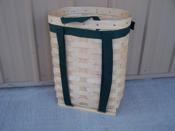 Packbasket with Harness