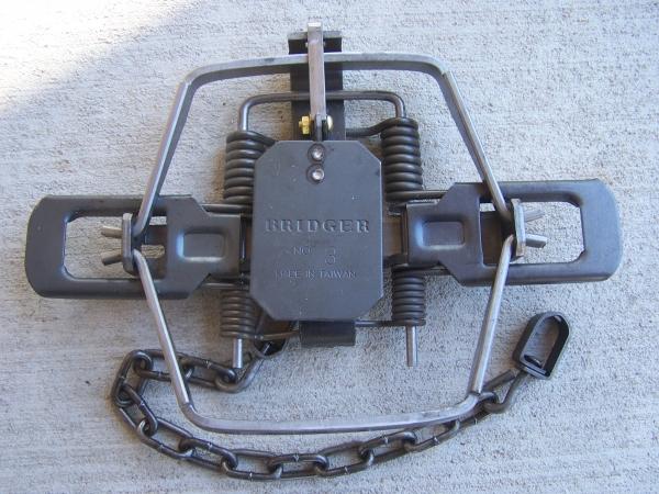 Bridger #3 Coilspring Offset 4-coiled