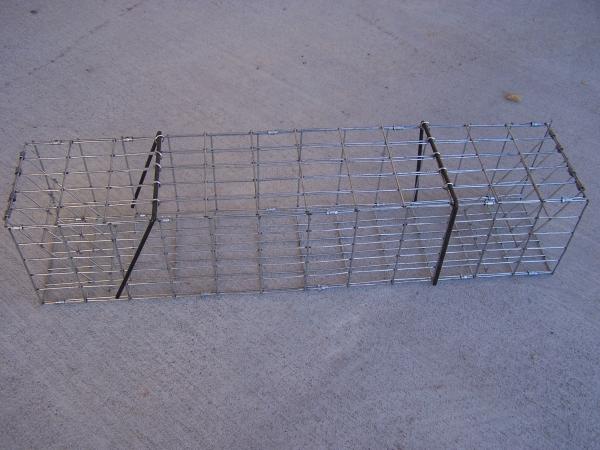 Muskrat Folding Colony Trap