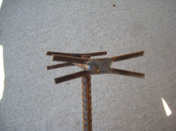 Stake-a-lizer Bodygrip Stake