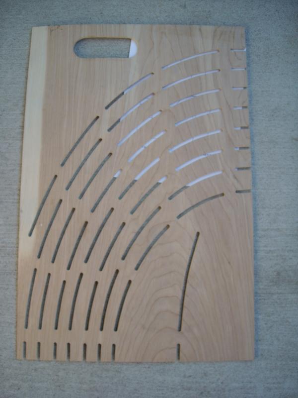 Beaver Board Pattern