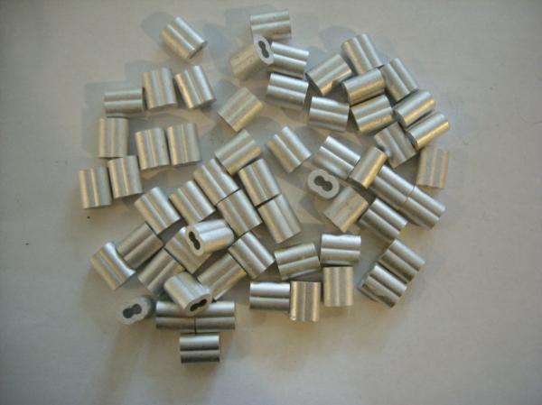 Aluminum Double Ferrules