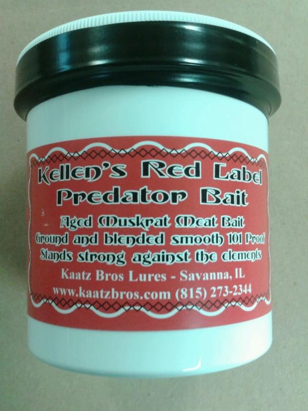 Kellen's Red Label Extreme Predator Bait