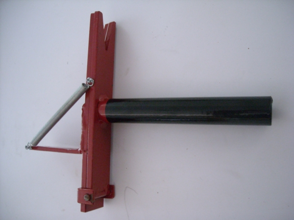 Bench Mounted Tail Puller