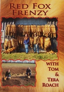 Red Fox Frenzy DVD with Tera and Tom Roach