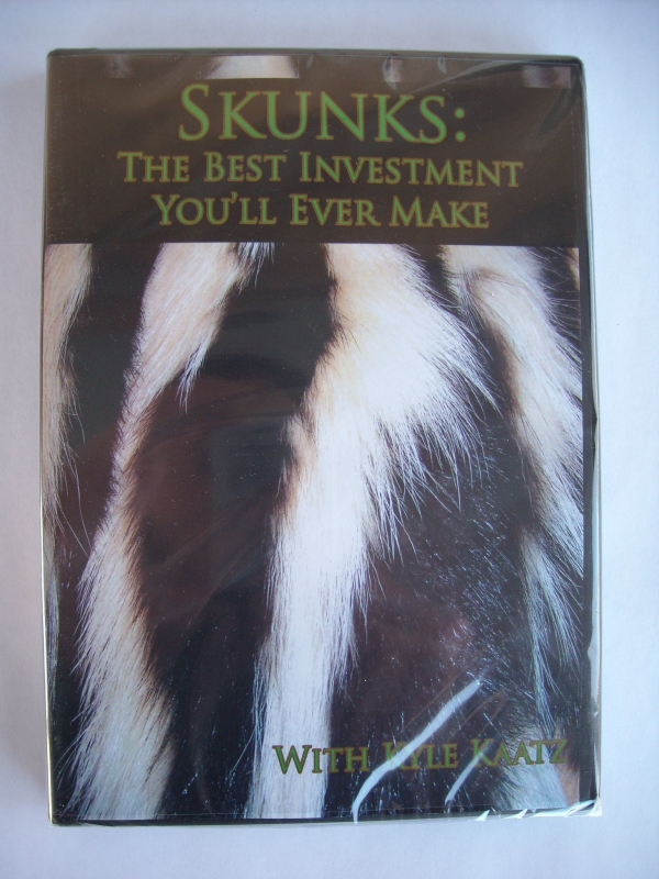 Kyle Kaatz Skunks The Best Investment DVD
