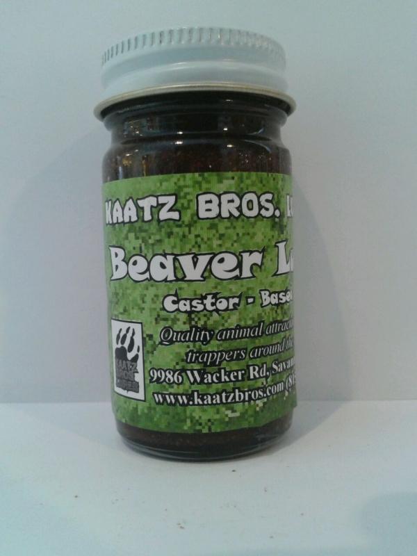 Kaatz Bros Beaver Lure