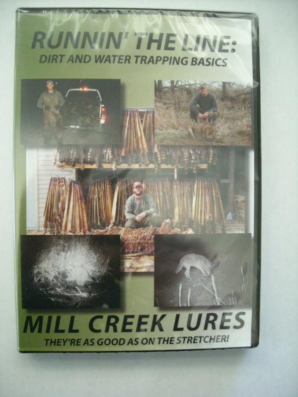 Runnin the Line: Dirt and Water Trapping Basics DVD