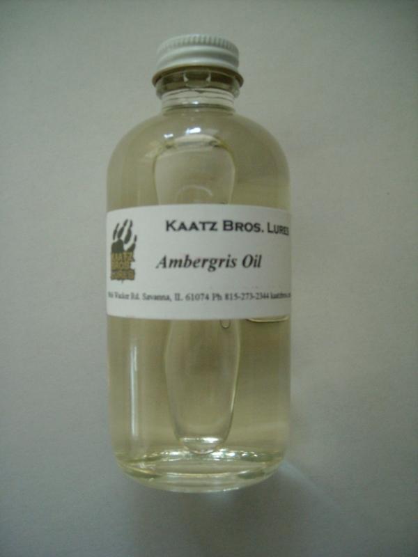 Ambergris Oil (Imitation)
