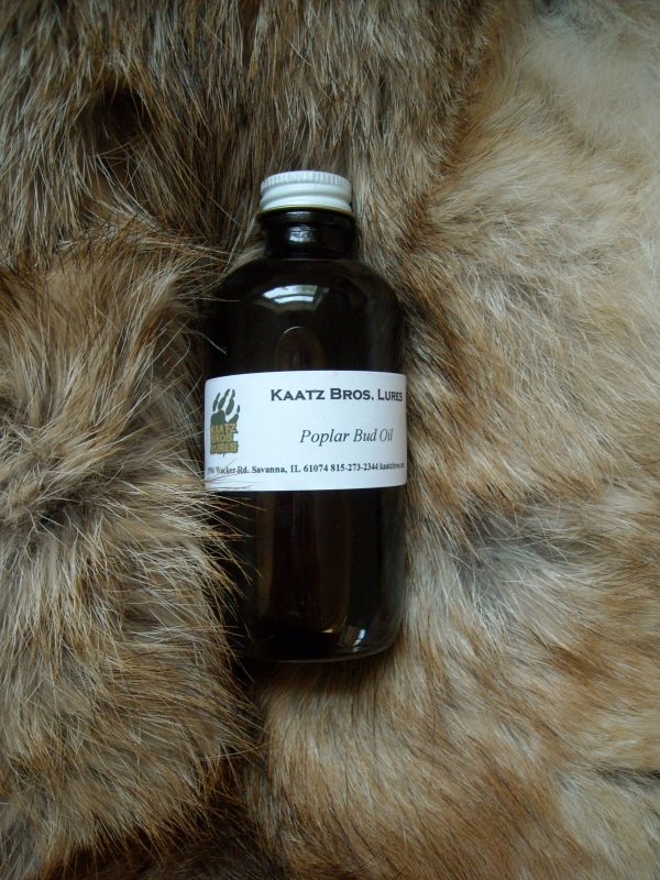 Poplar Bud Oil