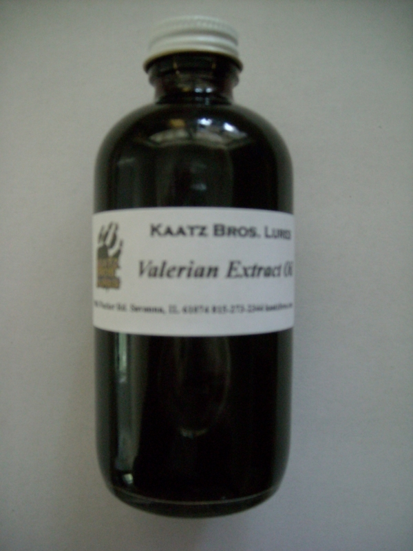 Valerian Extract Oil