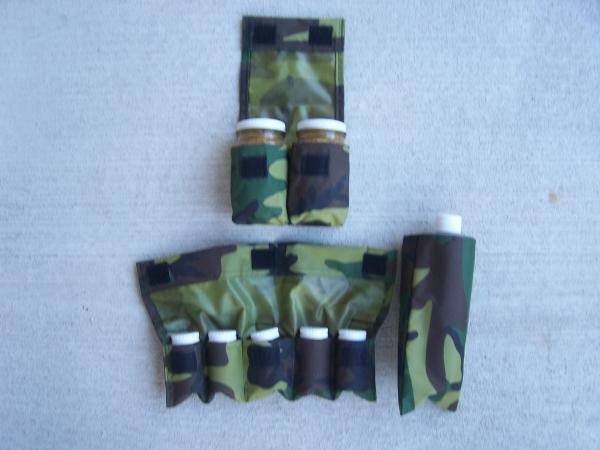 Packbasket Pouch Set (A, B, & C)