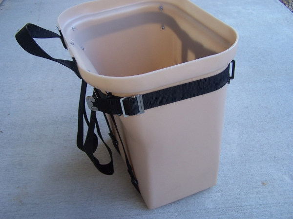 Fibertuff 18 inch Packbasket Regular