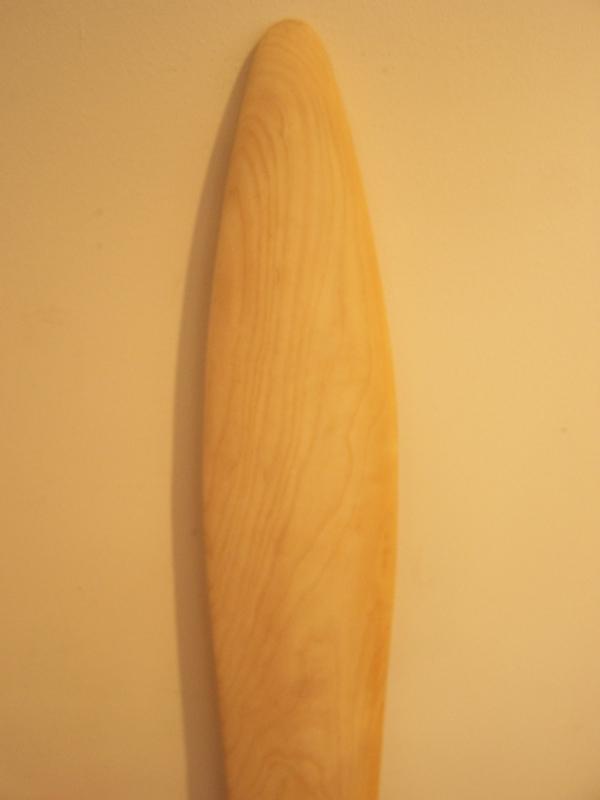 Hand-crafted Fleshing Beam