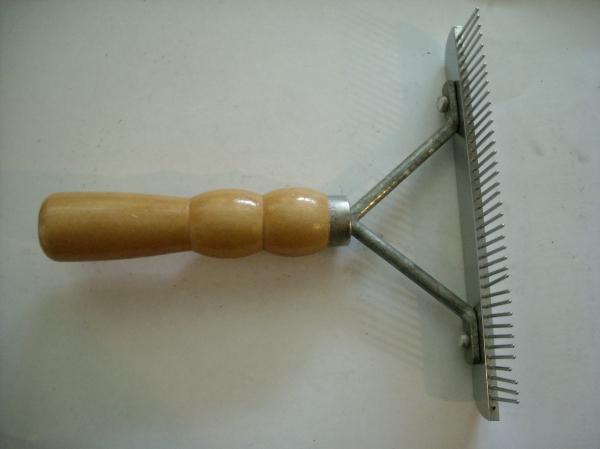 Heavy Duty Fur Comb