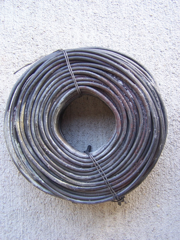 11 gauge wire 3 lb roll