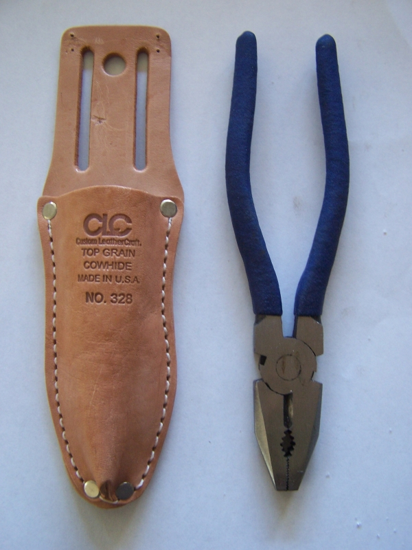 Trapper's Pliers & Sheath