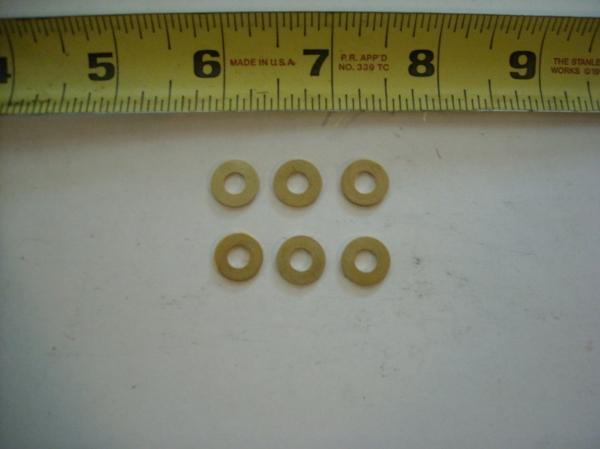 Brass Pan Washers BW-10