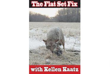 The Flat Set Fix DVD with Kellen Kaatz
