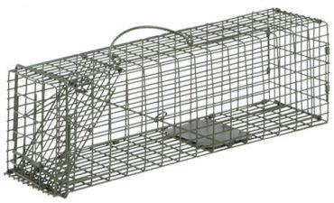 Duke Model 1100 5x5x16 Cage Trap