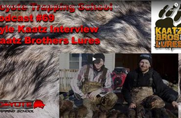 Kris Pope's Coyote Trapping School Podcast
